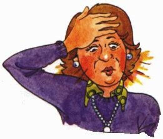 Caldane menopausa: rimedi naturali