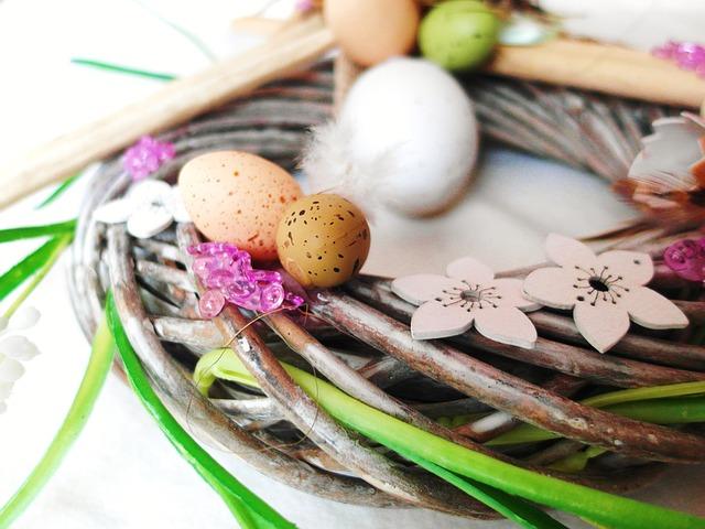 Pranzo di Pasqua: ricette dietetiche