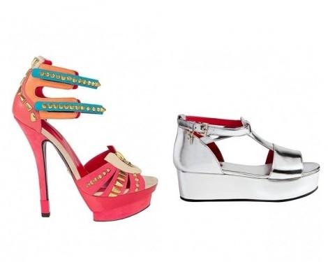 Cesare Paciotti scarpe donna 2013 68210169909