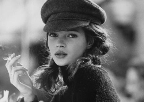 Kate Moss scatti bollenti firmati Kate Garner