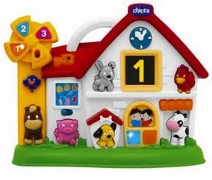 Chicco fattoria parlante for Giochi per bambini di un anno