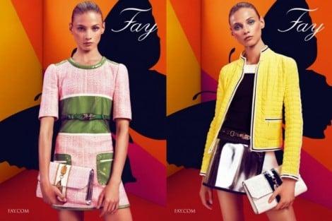 Fay saldi collezione donna 2013
