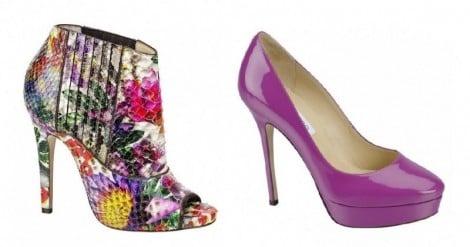 Jimmy Choo scarpe collezione estate