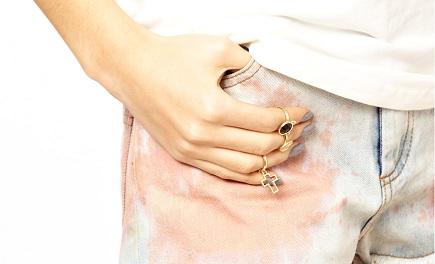 Tendenze 2013 Knuckle Rings di Asos