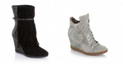 Guess: le scarpe per l'inverno 2014 | Modalab | Drezzy