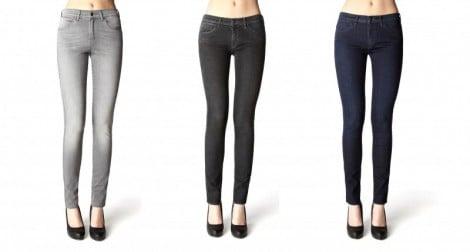 Wrangler jeans speciali anticellulite