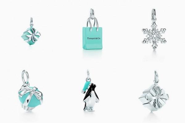 aspetto dettagliato 912ec b6a7d Tiffany & Co. charms Natale 2013