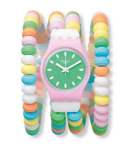 Swatch orologio caramella novità 2014