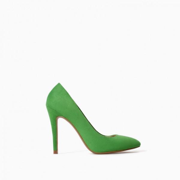 Scarpe Trf Donna Collezione Zara 2014 Qrhsdt