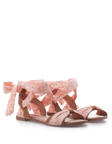0b9bf7671dc6 bershka shoes sandali foulard coll primaveraestate2014 3