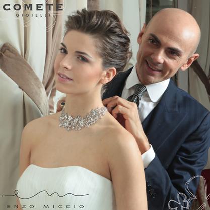 Galleria foto - Enzo Miccio collezione gioielli sposa 2014 Foto 3