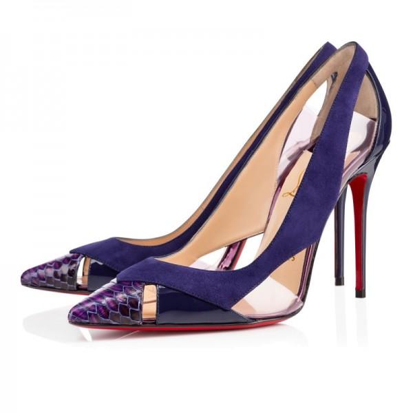 scarpe donna christian louboutin