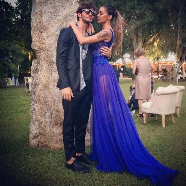 Belen Rodriguez ammette: felicissima con Stefano