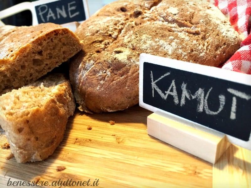 Ricetta Pane Kamut.Pane Con Farina Di Kamut Ricette