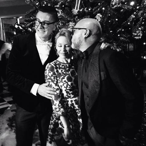 Galleria foto - Dolce e Gabbana albero di Natale a Londra Foto 1