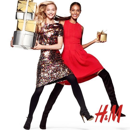 H&M speciale collezione Natale 2014
