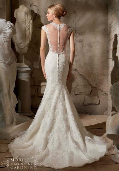 03bdcb25b9c0 Mori Lee abiti da sposa collezione 2015