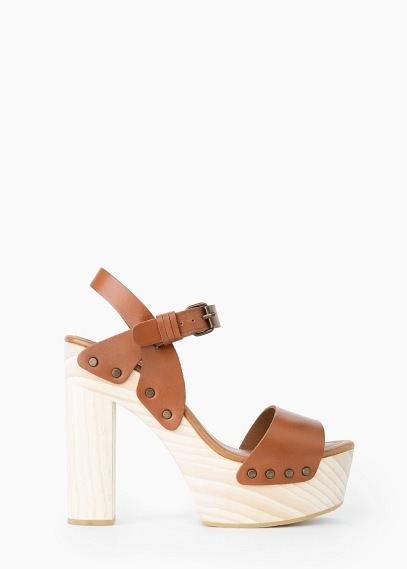 Mango scarpe donna estate 2015