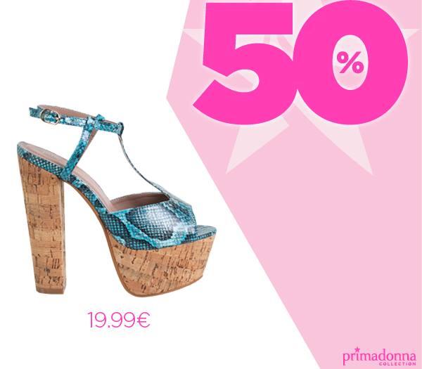 Primadonna scarpe saldi estate 2015 50d704af9ee