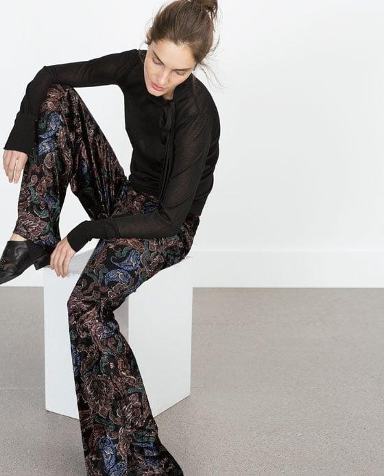 Zara donna autunno inverno 2015 2016