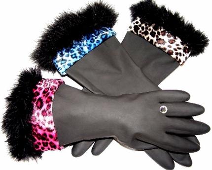 guanti fashion