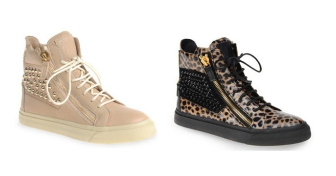 giuseppe zanotti shoes sportive coll primavera estate 2012_1