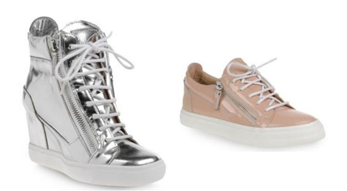 giuseppe zanotti shoes sportive coll primavera estate 2012_2