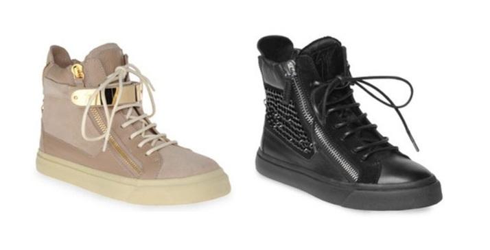 giuseppe zanotti shoes sportive coll primavera estate 2012_3