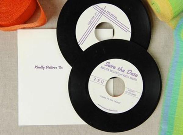 Partecipazioni Matrimonio Anni 80.Partecipazioni Originali