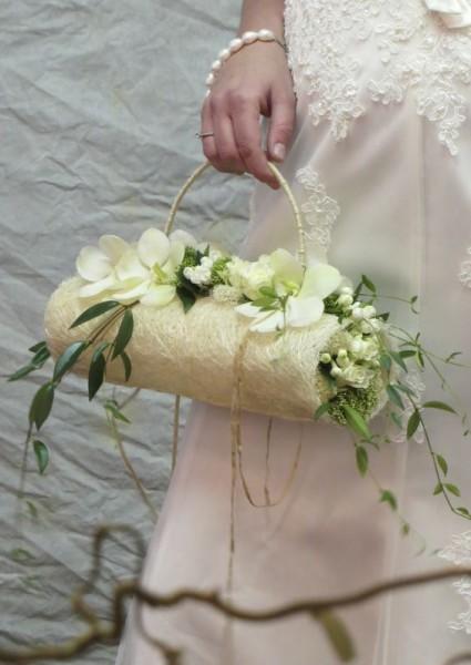 Bouquet Sposa Borsetta.Borse Da Sposa