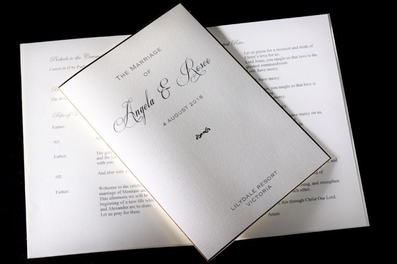 Matrimonio Simbolico Libretto : Come fare il libretto della messa