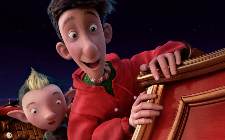 Film con Babbo Natale per bambini
