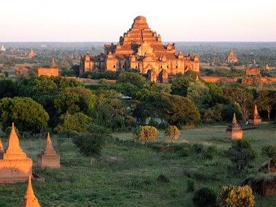 Viaggio di nozze in Birmania