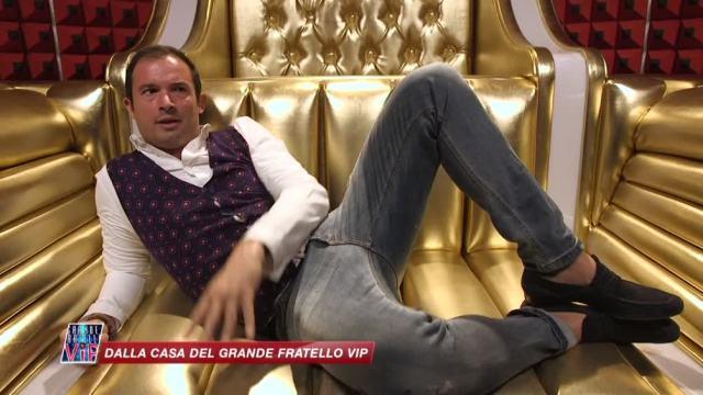 Gianluca Impastato grande fratello vip