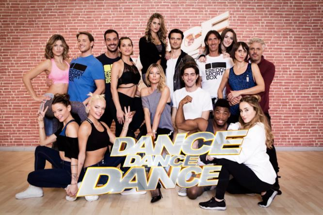 dance dance dance 2 cast