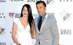 Alex Del Piero divorzia da Sonia: matrimonio finito