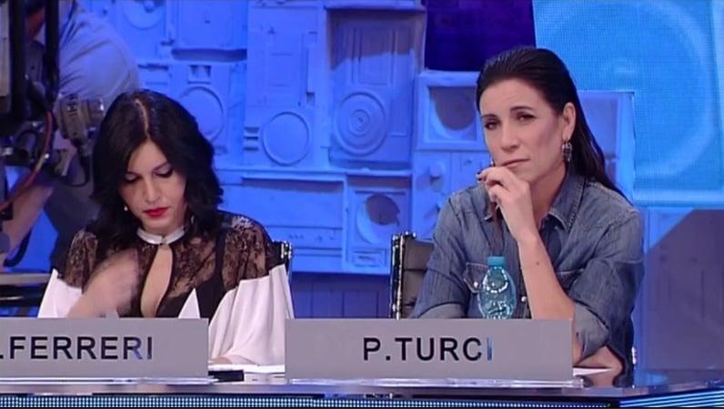 Paola Turci e Giusy Ferreri amici addio