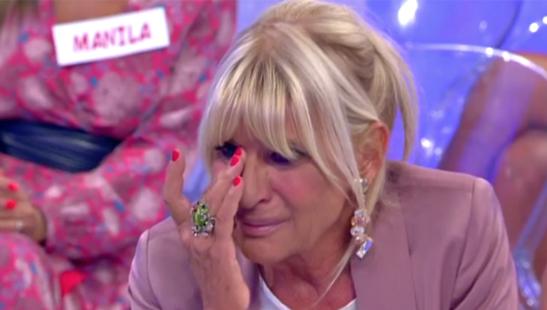 Uomini e Donne Gemma Galgani disperata per Giorgio Manetti?
