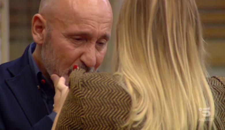 Galleria foto - Merola insulta Maurizio Battista: Enrico Silvestrin furioso al Grande Fratello Vip Foto 2