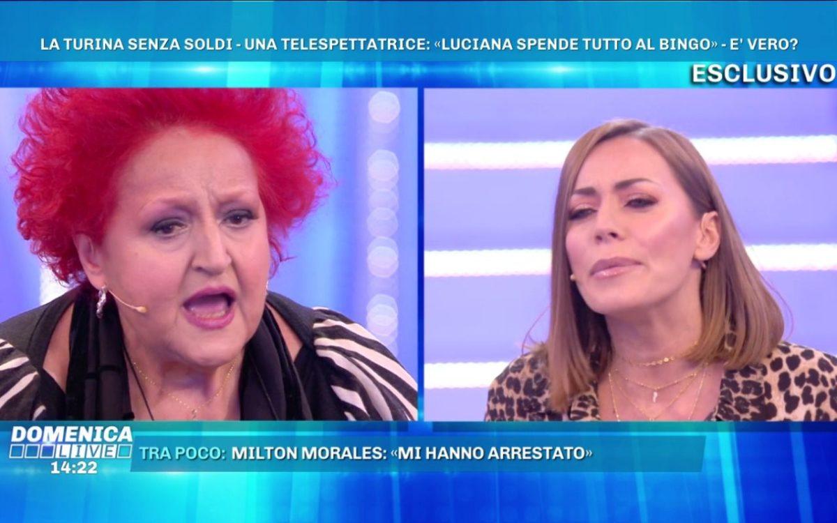 Karina Cascella Turina minacce