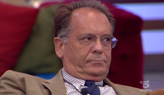 Alessandro Cecchi Paone gf vip
