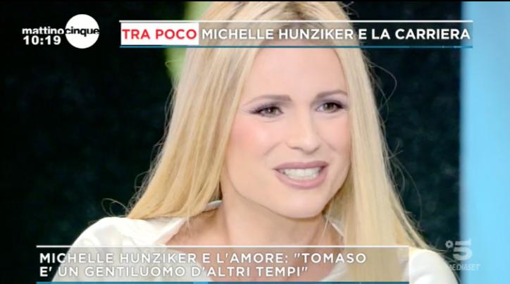 Michelle Hunziker marito