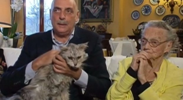 paolo brosio gatto morente