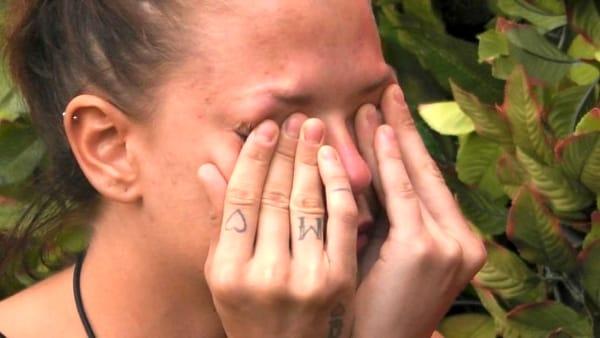 silvia provvedi lacrime
