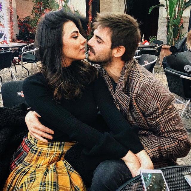 Galleria foto - Giulia Salemi e Francesco Monte intimi su Instagram Foto 1