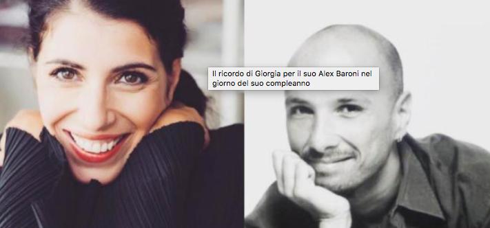 Galleria foto - Verissimo, Giorgia: Devastata dalla morte di Alex Baroni Foto 3
