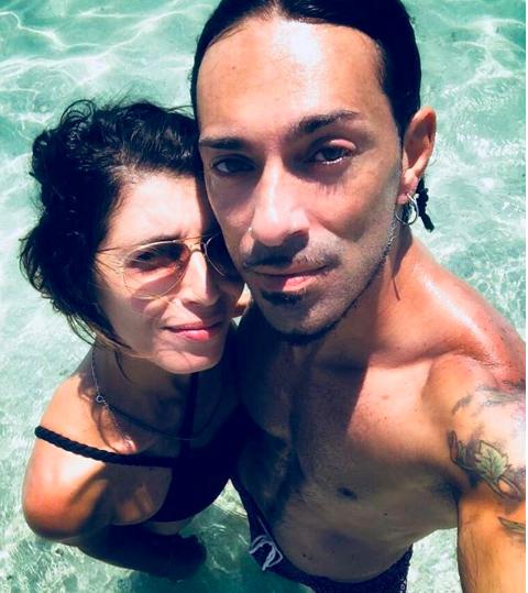 Giorgia ed Emanuel Lo