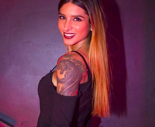 Erica Piamonte Grande Fratello