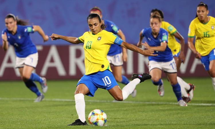 italia brasile donne