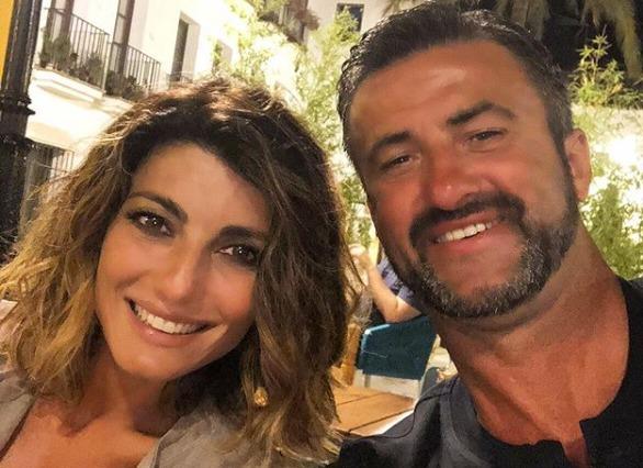 Samanta Togni e Christian Panucci si lasciao